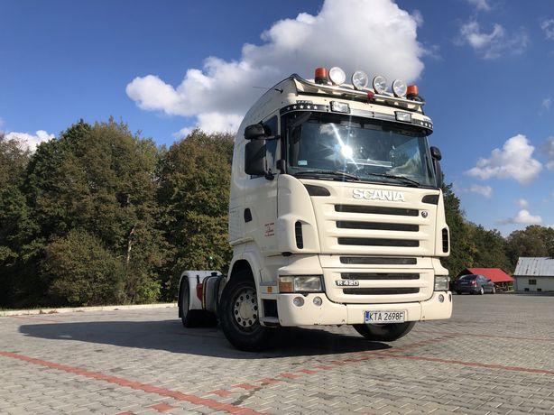 Scania r420 Euro 5 , hydraulika