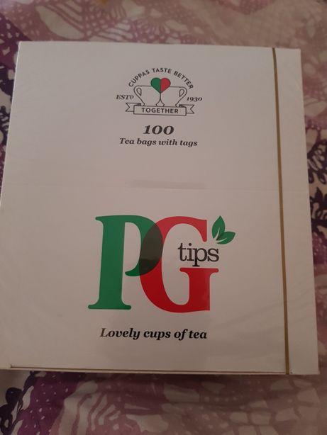 Angielska herbata PG