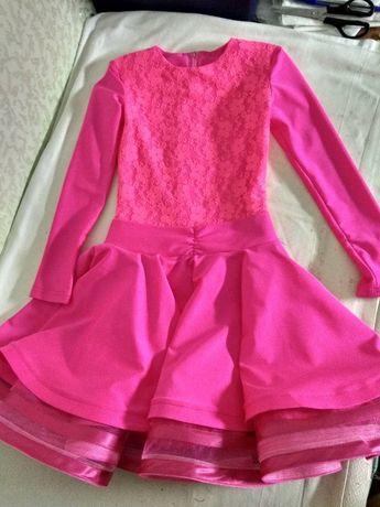 Продам платье-бейсик для выступления