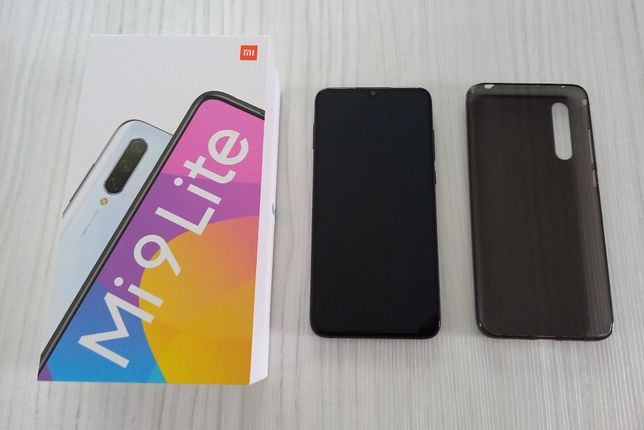 Smartfon Xiaomi Mi 9 Lite 6/64 GB szary