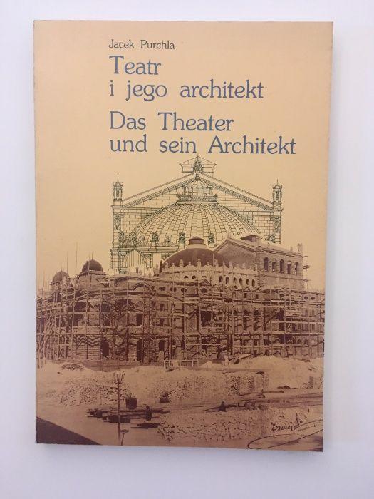 Teatr i jego architekt, Jacek Purchla - architektura, cracoviana Warszawa - image 1