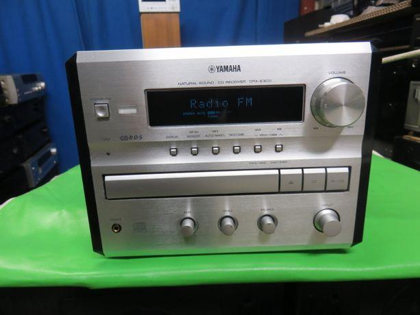 Amplituner z CD Yamaha CRX-E300 Pianocraft