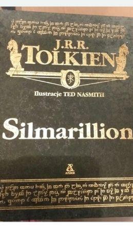 ISO Silmarillion Duży Tolkien Zielona Seria Amber