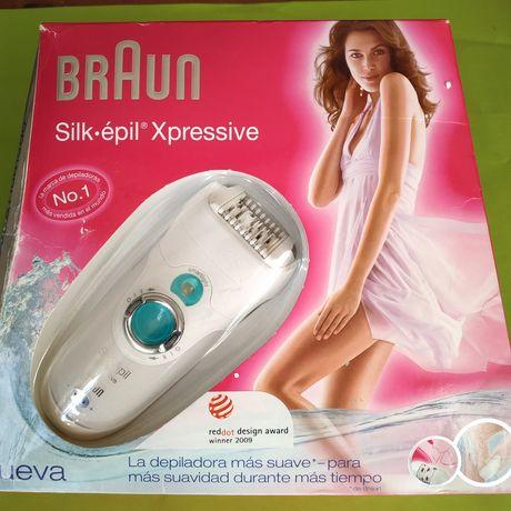 Braun Silk-epil Xpressive 7381 WD