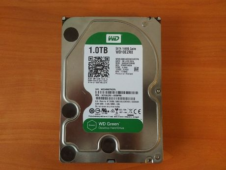 Western Digital Green 1TB SATAIII 5400 об/мин
