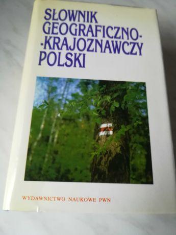 Słownik geograficzno krajoznawczy Polski