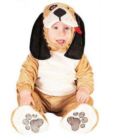 Fato de Carnaval Cão para Bébé