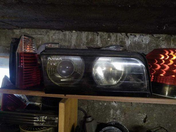 Lampa przód H7 BMW e38 Europa przed lift