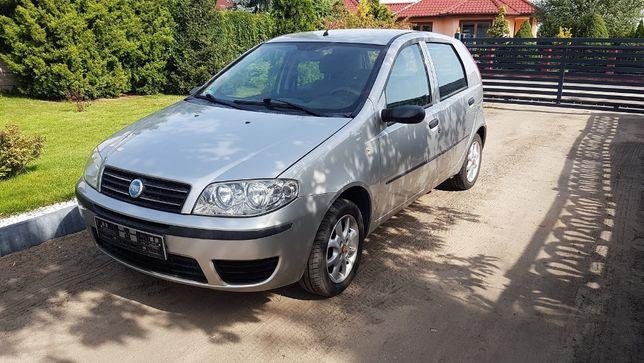 Fiat Punto II FL 2004 rok! Klima! Doinwestowany! 5 drzwi