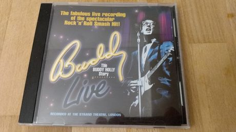 Buddy Live - The Buddy Holly Show CD
