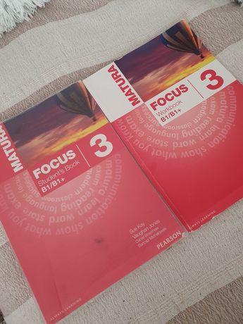 Matura Focus 3 angielski podręcznik i ćwiczenie