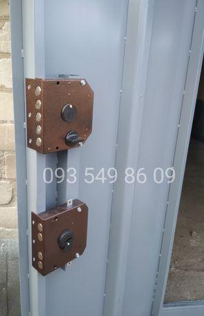 Установка, замена, врезка замков в двери, гаражные ворота. Сварщик