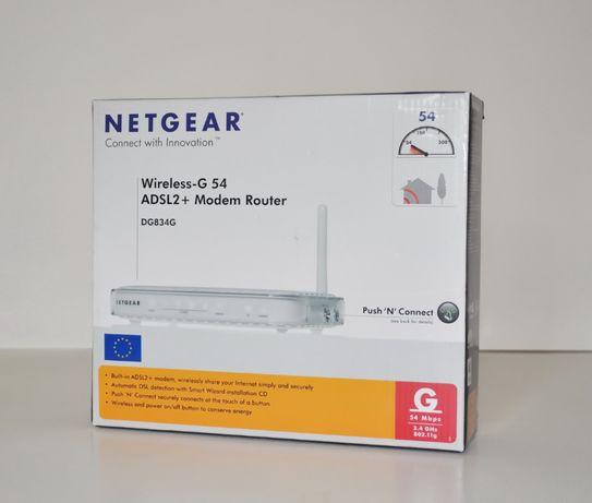 Router Wi-Fi Netgear DG834G ADSL2+