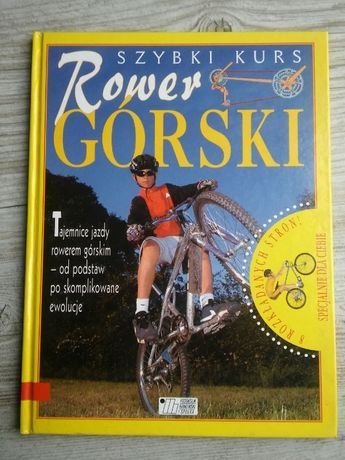 Rower górski Szybki kurs, książka, poradnik, sport