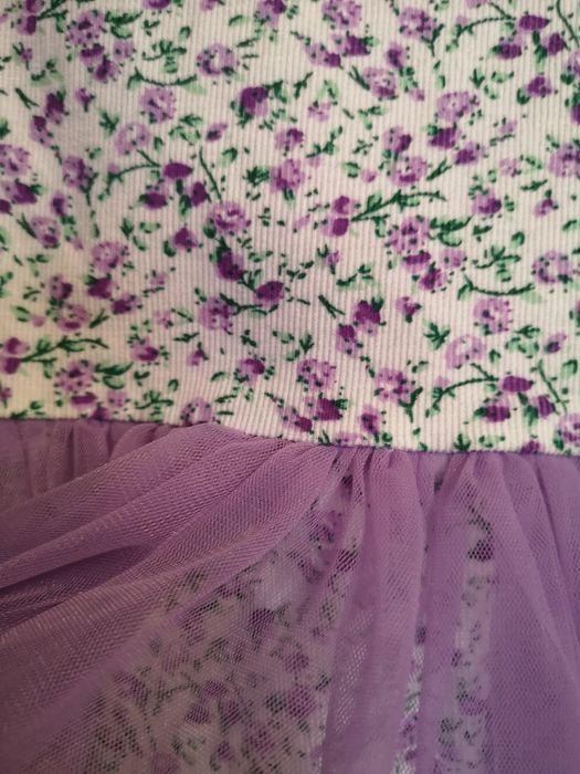 Платье нарядное на девочку 116 рост Киев - изображение 1