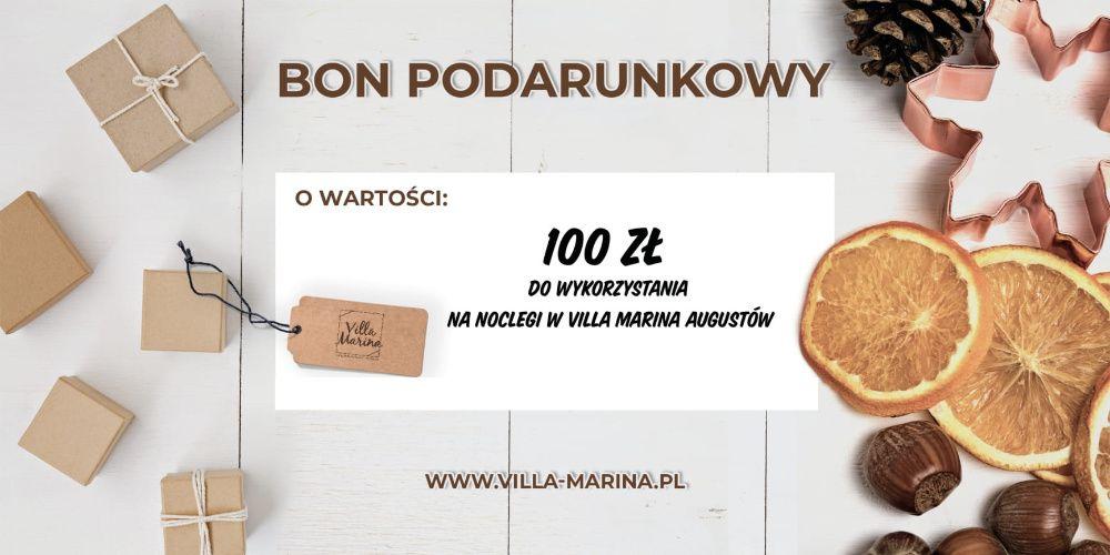 Bon podarunkowy_ noclegi_ Augustów