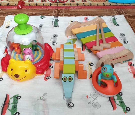 Набор развивающих игрушек от 1 года