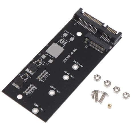 переходник M2 в SATA, адаптер M.2 в SATA, конвертер M.2 ssd