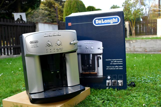 Ekspres do kawy DeLonghi Coffee Venezia- STAN IDEALNY