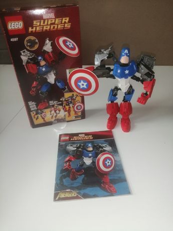 LEGO Super Heroes  4597  Captain America