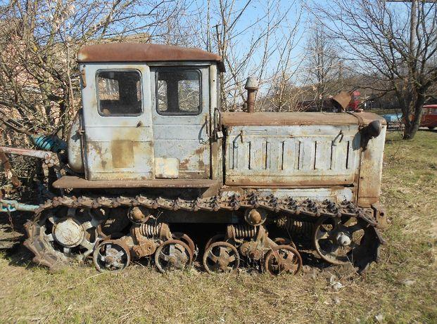 Продам трактор Т-74 в рабочем состоянии