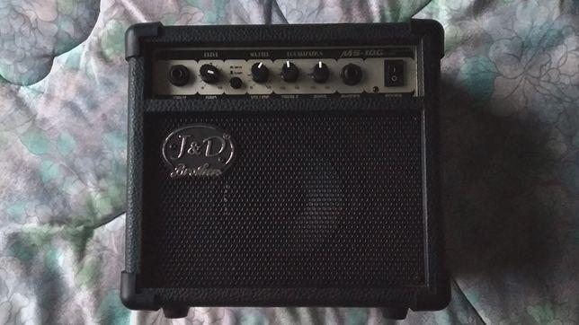 Amplificador Jack & Danny MS10-G