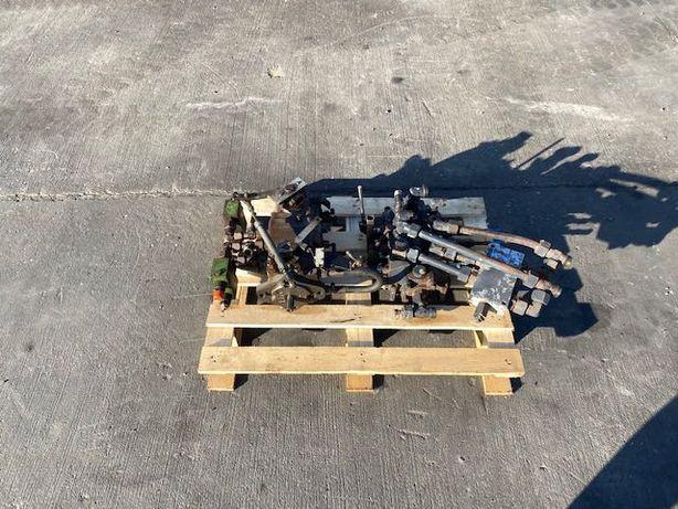 pompa hydrauliczna saper z rozdzielaczem komplet