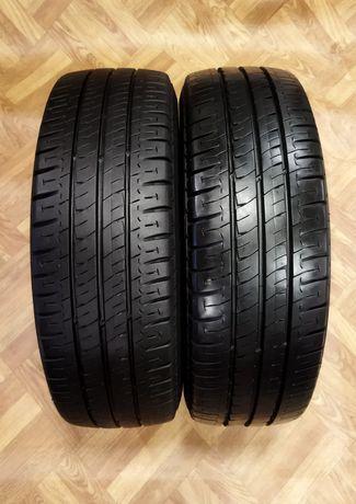 215/65/R16C 109/107T Michelin Agilis 7.5-9.5мм шины покрышки 2 шт