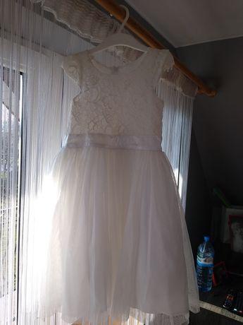 Cudna sukienka okolicznościowa sukieneczka wyjściowa Cool Club 110