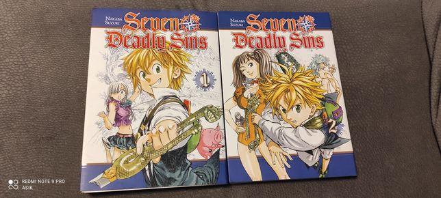 Manga Seven Deadly Sins