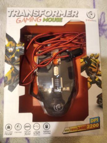 Mysz komputerowa transformer gaming mouse