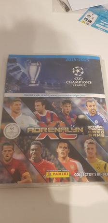 Karty Champions League 2014/15