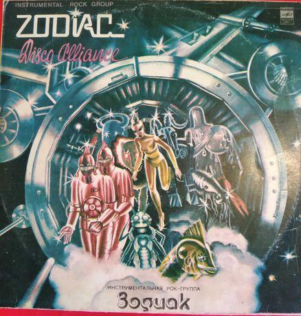 Пластинки Zodiac, Mireille Mathieu, Teach In