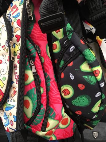 Поясная сумка бананкаТик Ток,Like,барыжка на грудь,через плечо! ДЁШЕВО