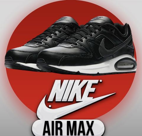Nike Air Max Command Leather 40