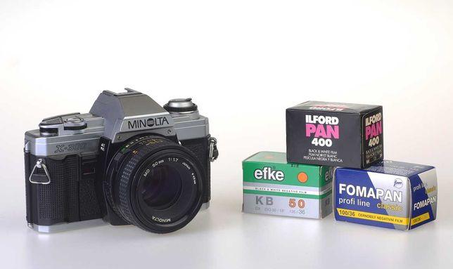 Minolta X-300 + 50mm/1.7