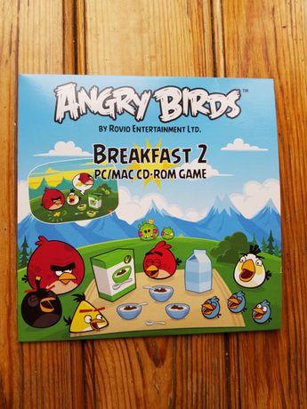 Gry komputerowe dla dzieci na CD Angry Birds i Wikingowie