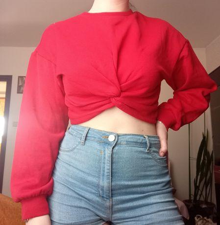 Bluza Crop top H&M