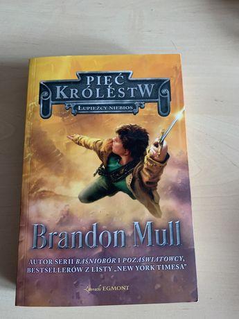Brandon Mull Pięć królestw