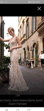 Nowa suknia ślubna Lea