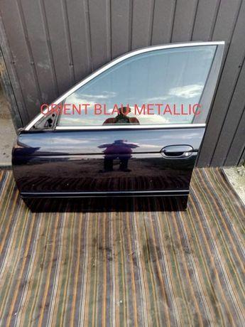 Bmw e39 drzwi Orient blau metallic