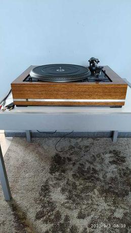 Gramofon Dual1254 Po renowacji I Gruntownym przeglądzie