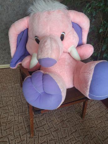 Продам мягкую игрушку слона