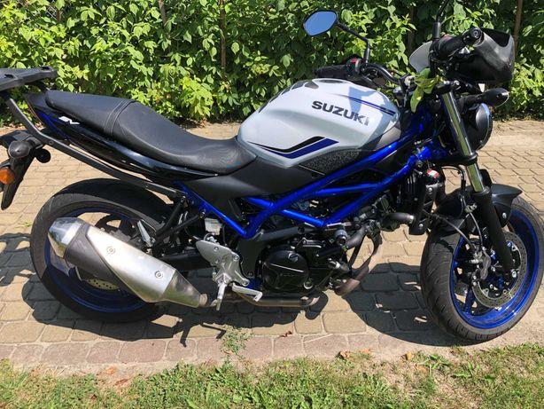 Suzuki SV 650 rocznik 2019/20