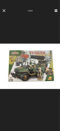 COBI Mała armia #1178 Tusker from 2003 + GRATIS set from 1999