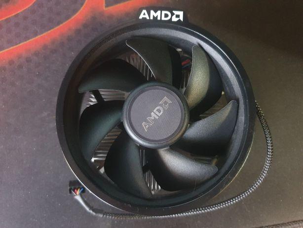 Кулер AMD под сокет AM4 (ryzen)