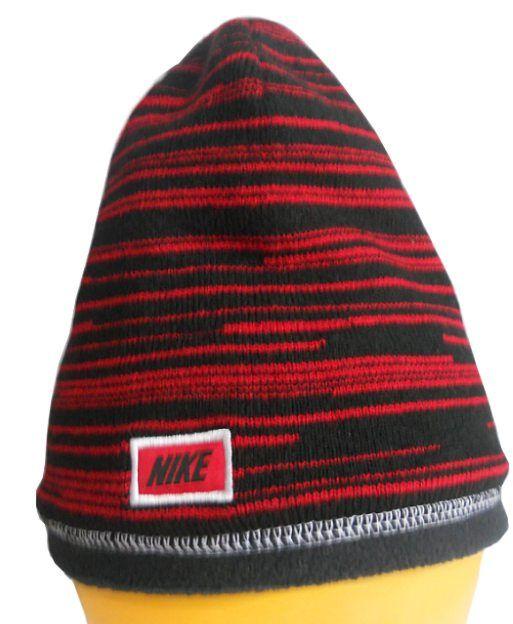 Ciepła dwustronna czapka NIKE Obra - image 1