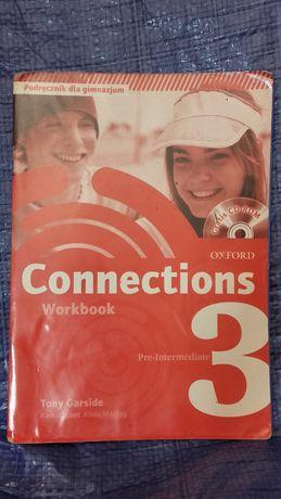 Connections 3 Pre-Intermediate Workbookćwiczenia Język angielski kurs