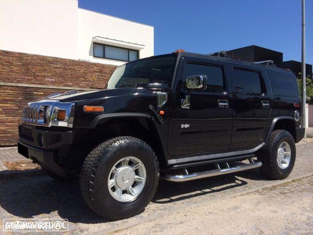 Hummer H2 6.0 V8 Luxury