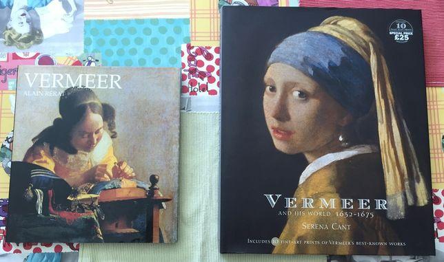 Dois livros de Vermeer